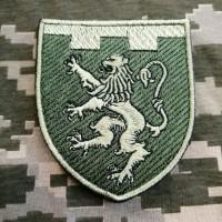 Нарукавний знак 103 окрема бригада ТрО Львівська обл Польовий