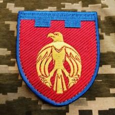 Нарукавний знак 121 окрема бригада ТрО Кіровоградська обл