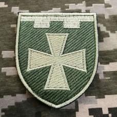 Нарукавний знак 116 окрема бригада ТрО Полтавська обл Польовий