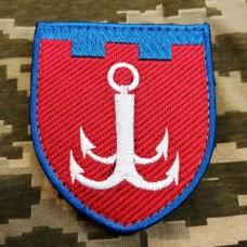 Нарукавний знак 122 окрема бригада ТрО Одеська обл