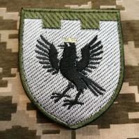 Нарукавний знак 102 окрема бригада ТрО Івано-Франківська обл Польовий