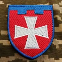 Нарукавний знак 104 окрема бригада ТрО Рівненська обл