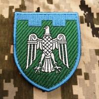 Нарукавний знак 107 окрема бригада ТрО Чернівецька область