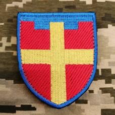 Нарукавний знак 115 окрема бригада ТрО Житомирська обл