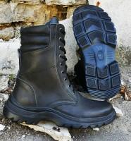 Ботинки кожанные облегченные с мягким верхом берц АКЦИЯ 40%