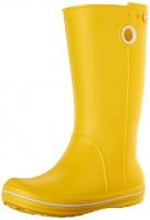 crocs Women's Crocband Jaunt Rain Boot Остання пара