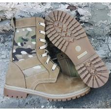 Облегченные ботинки вставки Мультикам