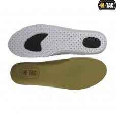 Купить Стельки M-TAC COMFORT KHAKI в интернет-магазине Каптерка в Киеве и Украине