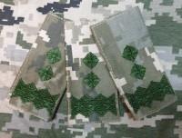 Погон Генерал лейтенант Пиксель ММ14 Муфта