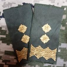 Погон Генерал лейтенант ОЛИВА Муфта Пара Акція