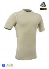Купить Футболка P1G-TAC Punisher Combat T-Shirt Coyote Tan в интернет-магазине Каптерка в Киеве и Украине