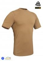 P1G-TAC Футболка полевая PCT Punisher Combat T-Shirt Coyote Brown