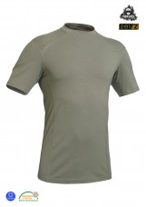 P1G-TAC Футболка полевая PCT Punisher Combat T-Shirt Olive Drab