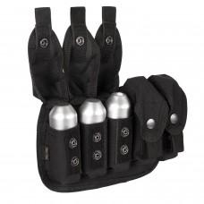 P1G-TAC Подсумок для гранат ВОГ MOLLE 5шт Цвет черный