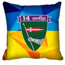 Декоративна подушка 14 ОМБр