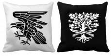Купить Декоративна подушка 93 ОМБр Холодний Яр (двостороння) в интернет-магазине Каптерка в Киеве и Украине