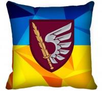 Декоративна подушка Новий знак 79 ОДШБр ДШВ