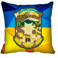 Декоративна подушка 10окрема гірсько-піхотна бригада ЗСУ