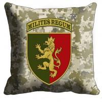Декоративна подушка 24 ОМБр ім. Короля Данила (піксель)