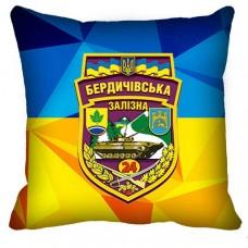 Купить Декоративна подушка 24 ОМБр в интернет-магазине Каптерка в Киеве и Украине