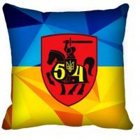 Декоративна подушка 54 ОМБр