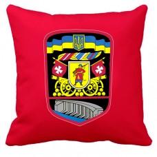 Декоративна подушка 55 ОАБр (старий знак)