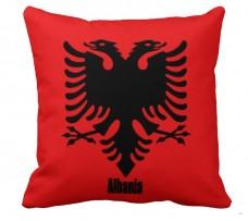 Подушка флаг Албании