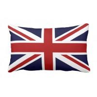 Декоративна подушка прапор Великої Британії