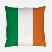 Декоративна подушка прапор Ірландії