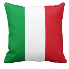 Декоративна подушка прапор Італії