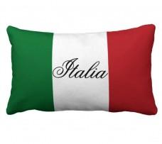 Подушка флаг Италии