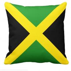 Подушка флаг Ямайки