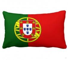 Подушка флаг Португалии