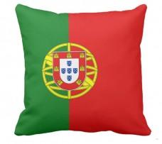 Подушка флаг Португалия