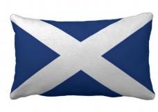 Подушка Флаг Шотландии