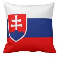 Подушка флаг Словакии