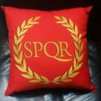Декоративна подушка SPQR