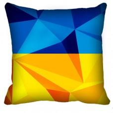 Подушка Україна прапор