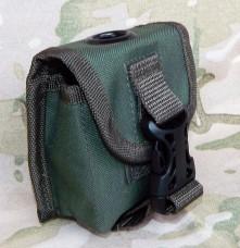 Купить Подсумок для гранаты c люверсом. Олива в интернет-магазине Каптерка в Киеве и Украине