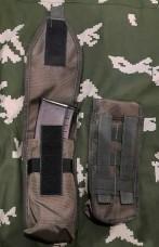 Купить Подсумок для 2х магазинов пулемета РПК  в интернет-магазине Каптерка в Киеве и Украине