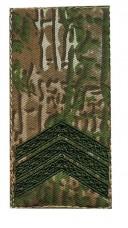 Купить Погони нового зразка сержант Варан ЗСУ На липучці в интернет-магазине Каптерка в Киеве и Украине