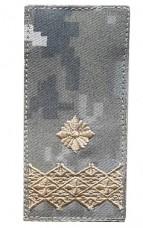 Погони ЗСУ нового зразка Генерал майор піксель ММ14 муфта