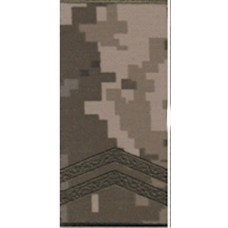 Погони ЗСУ нового зразка мол. сержант пиксель ММ14 Муфта