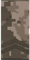 Погони ЗСУ нового зразка мол. сержант пиксель ММ14 на липучці