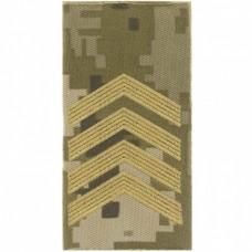 Купить Погони ЗСУ нового зразка старший сержант пиксель ММ14 Муфта в интернет-магазине Каптерка в Киеве и Украине
