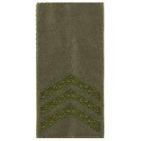 Погони ЗСУ нового зразка сержант ОЛИВА Муфта