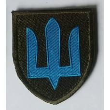 Шеврон Механізовані війська ЗСУ Нового зразка