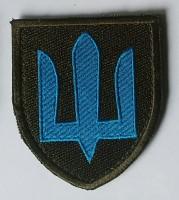 Нарукавний знак Механізовані війська ЗСУ Нового зразка