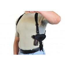 Кобура синтетическая плечевая/поясная со скобой A-line