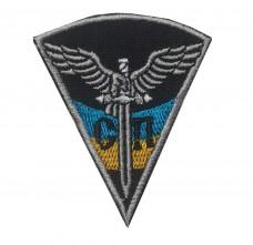 Купить Кокарда Спецпідрозділ Поліції в интернет-магазине Каптерка в Киеве и Украине